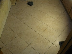 Tiling Tips From An Amateur Living Simply By Going Backwards